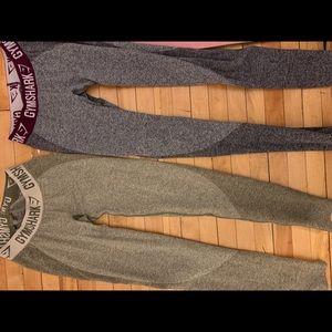 GYMSHARK unused leggings